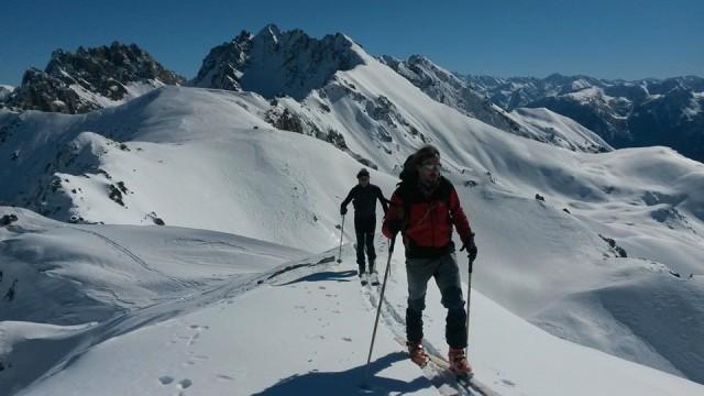 Val Maira ski rando